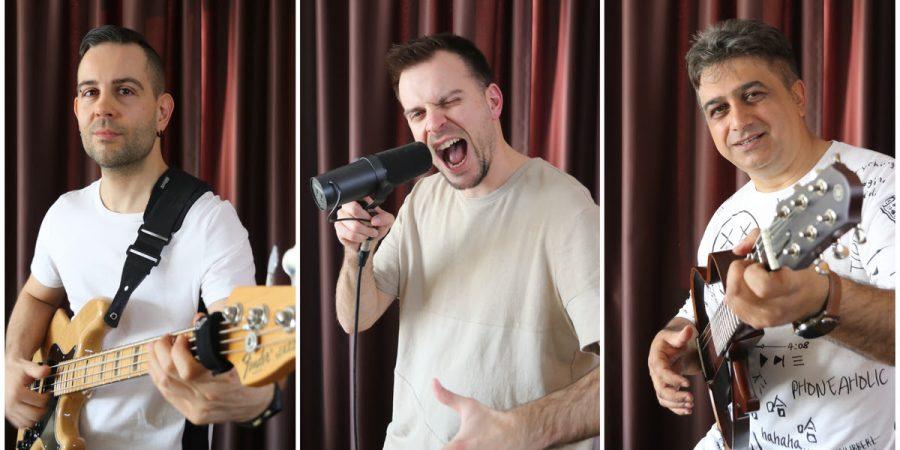Beatboxer SkilleR e russos Loyko, esta semana, no 12.º Festim