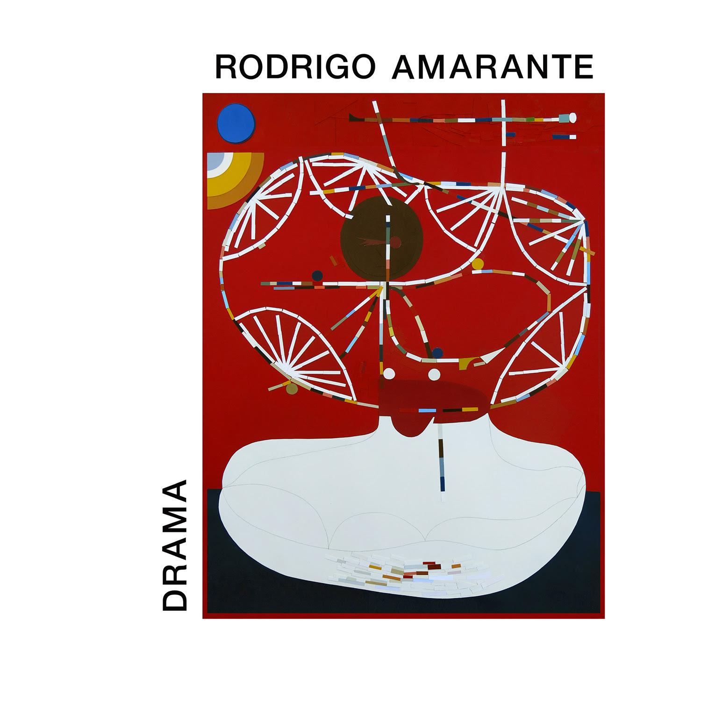 """Já se pode ouvir """"Drama"""", novo disco de Rodrigo Amarante"""