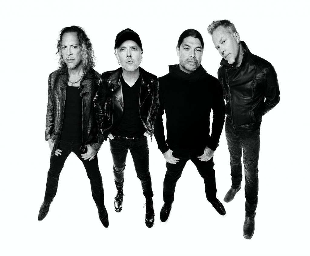 """Metallica celebram 30.º aniversário do """"Black Album"""" com 53 artistas"""