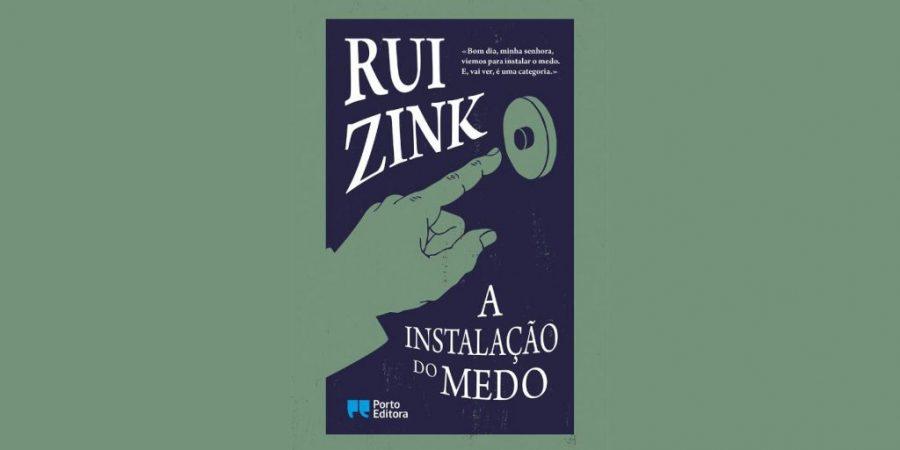 """Rui Zink celebra 35 anos de carreira literária e """"A Instalação do Medo"""" vai a palco no festival de teatro de Avignon"""