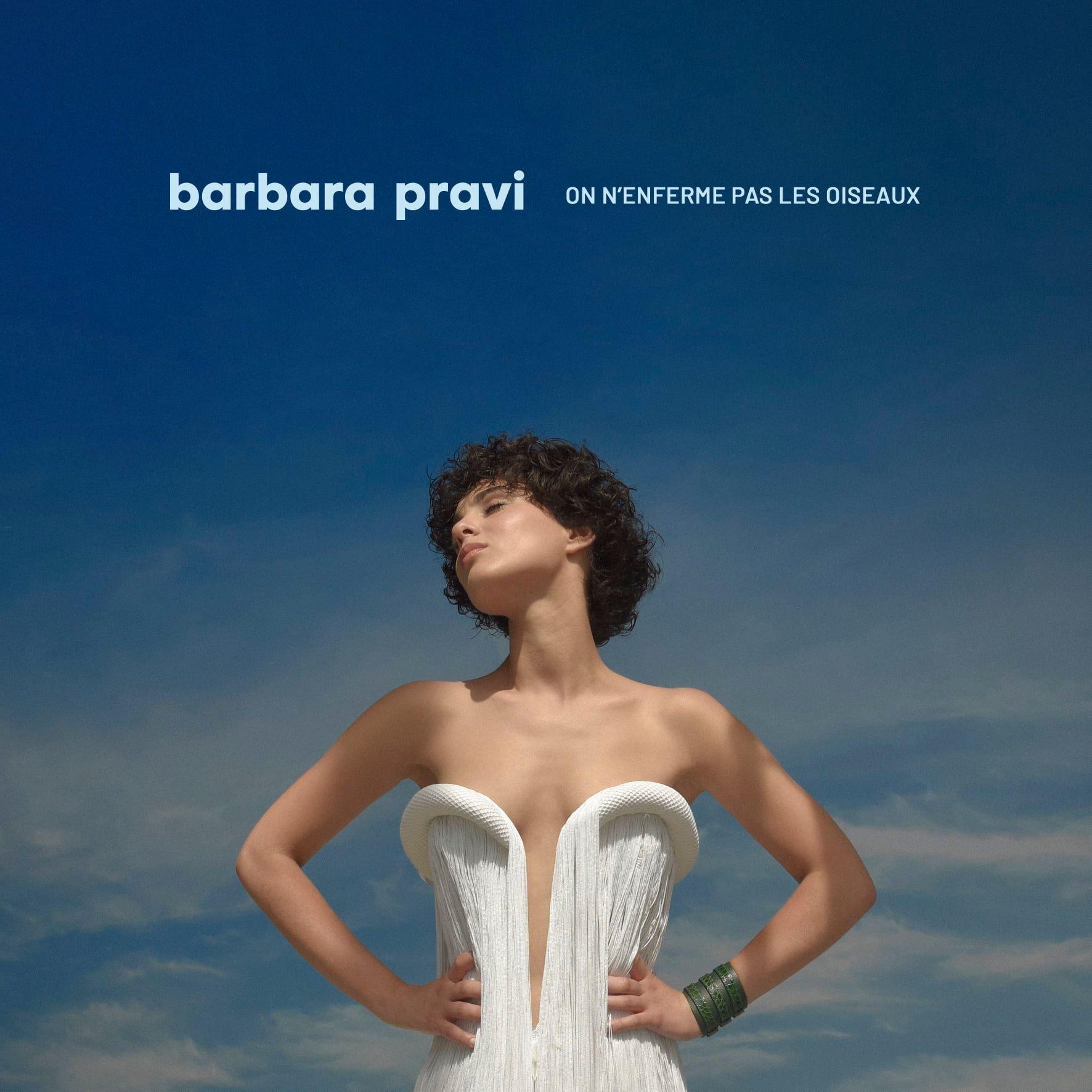 Barbara Pravi actua em Lisboa em 2022