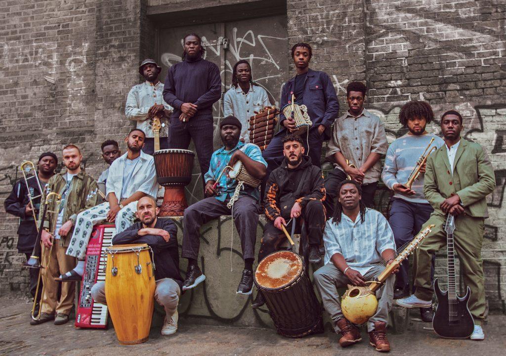 Hoje à noite n'O Sótão. No cruzamento da cultura Mandé e do jazz, com os Balimaya Project