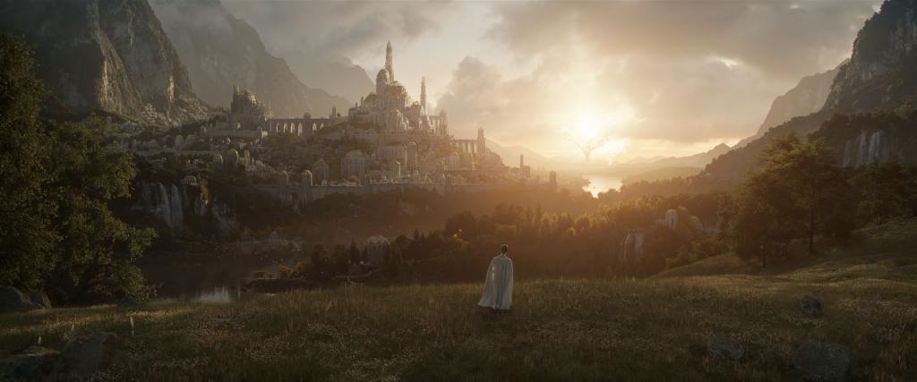 """Série """"O Senhor dos Anéis"""" estreia em Setembro de 2022"""