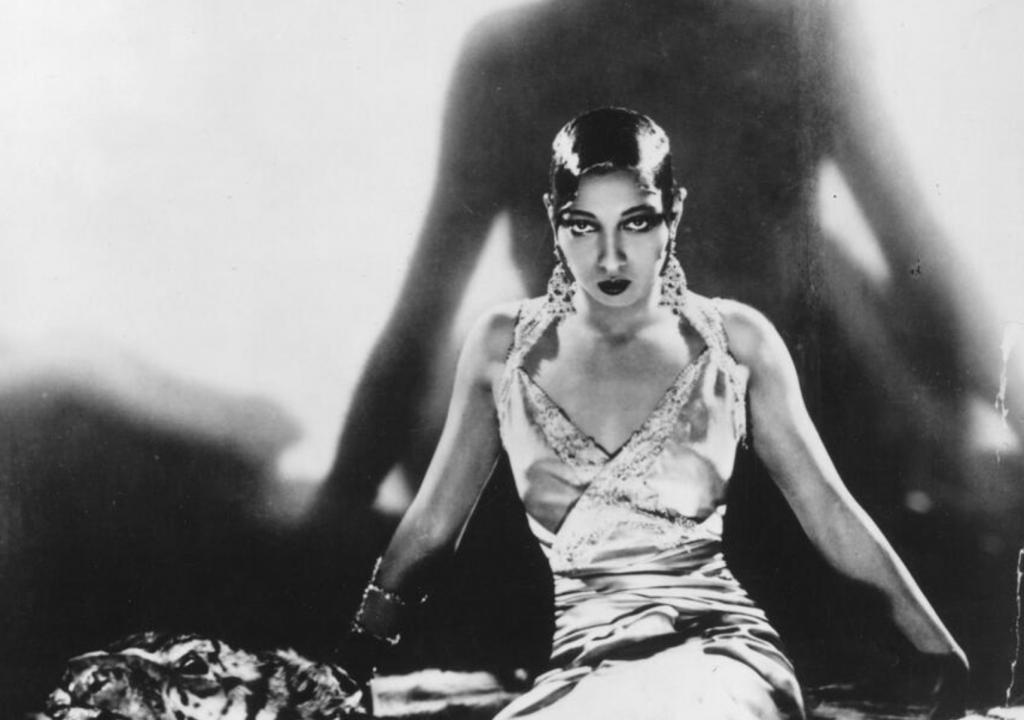 A dança artística e cívica de Josephine Baker