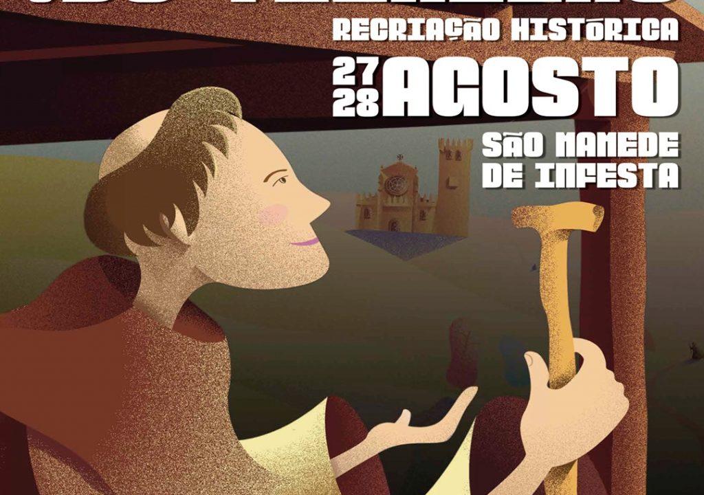 S. Mamede Infesta será palco de dois espetáculos para a recriação da lenda de Santo António do Telheiro