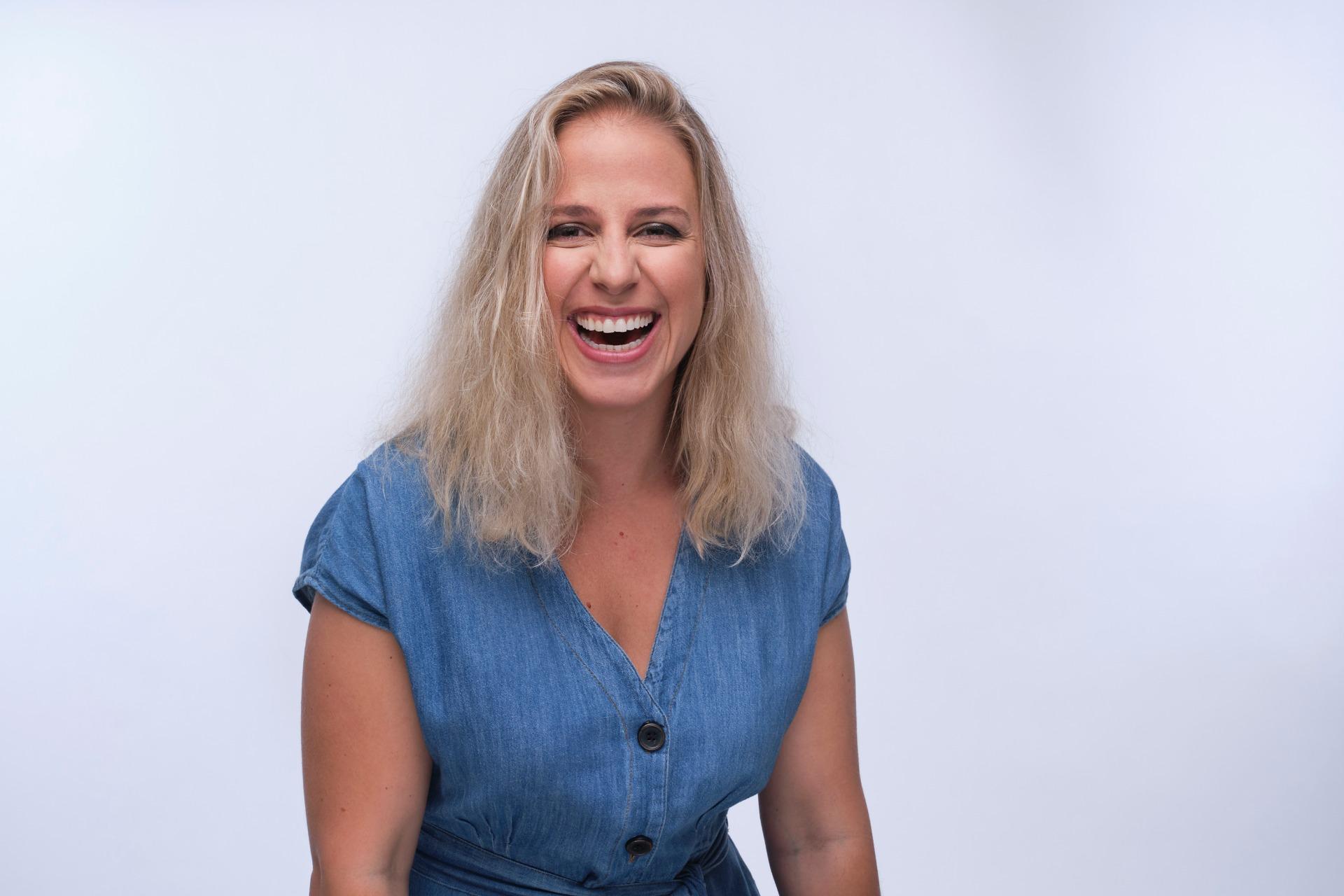 """Entrevista. Joana Gama: """"Gosto de improvisar, mas sinto que aos olhos dos outros isso me torna menos comediante"""""""