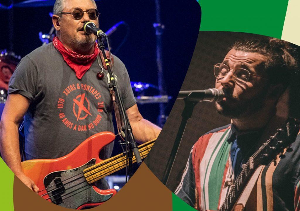 Xutos & Pontapés e Churky actuam no Música no Parque dia 28 de Agosto