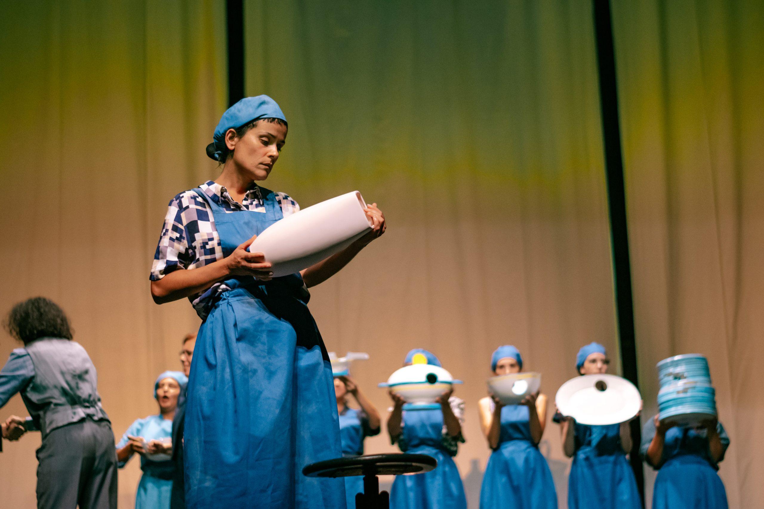 """""""As Sete Vidas da Argila"""". Teatro Aveirense estreia projecto ligado à memória e ao território"""