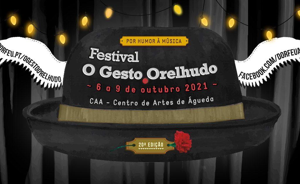 Já se conhece o programa do 20.º Festival O Gesto Orelhudo