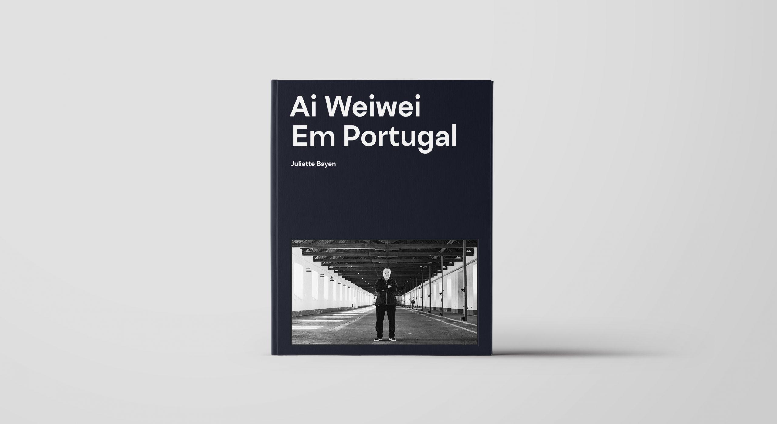 """Vai ser lançado livro com fotografia de Juliette Bayen sobre o trabalho de """"Ai Weiwei em Portugal"""""""