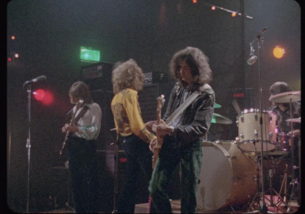 Já se pode ver o teaser do primeiro documentário autorizado dos  Led Zeppelin