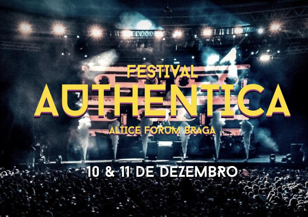 Festival Authentica. Kodaline, Rag'n'Bone Man, JamesBay, Zara Larsson e Nothing But Thieves actuam em Braga