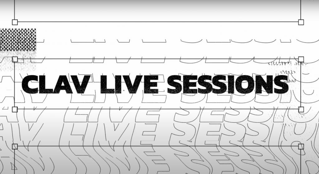 Clav Live Session anuncia programação de Outubro a Dezembro