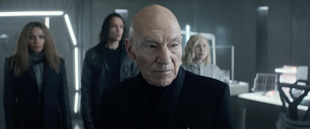 """Já se pode ver o trailer da segunda temporada da série """"Star Trek: Picard"""""""