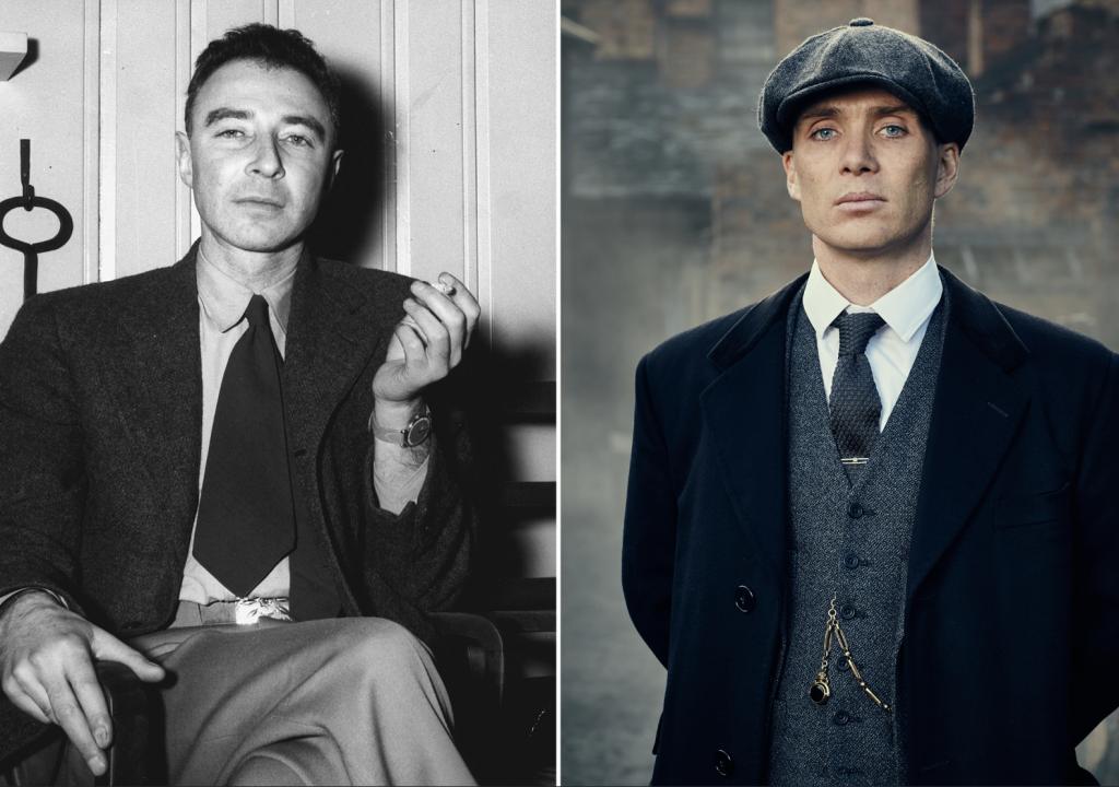 Christopher Nolan desenvolve filme sobre J. Robert Oppenheimer, físico que liderou o projecto da bomba atómica