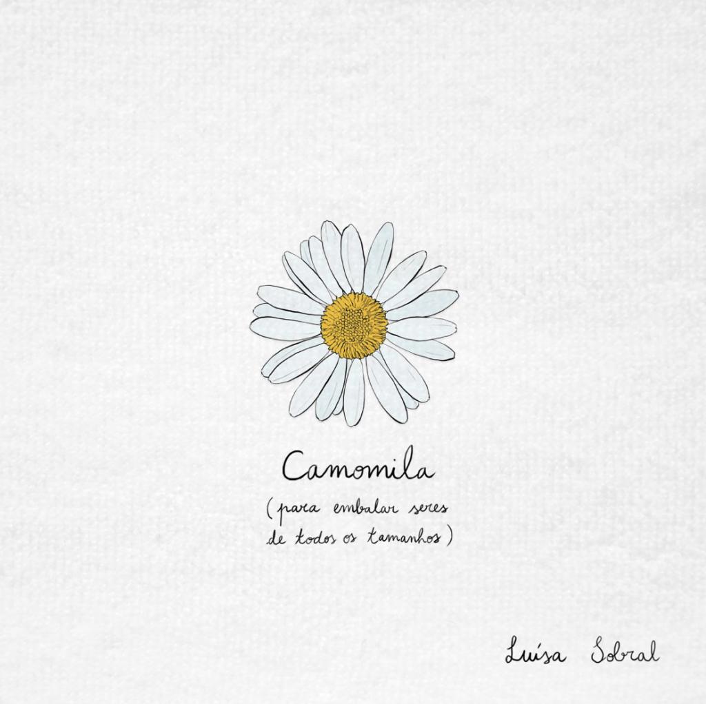 "Luísa Sobral edita mini-álbum, ""Camomila"" de canções de embalar"