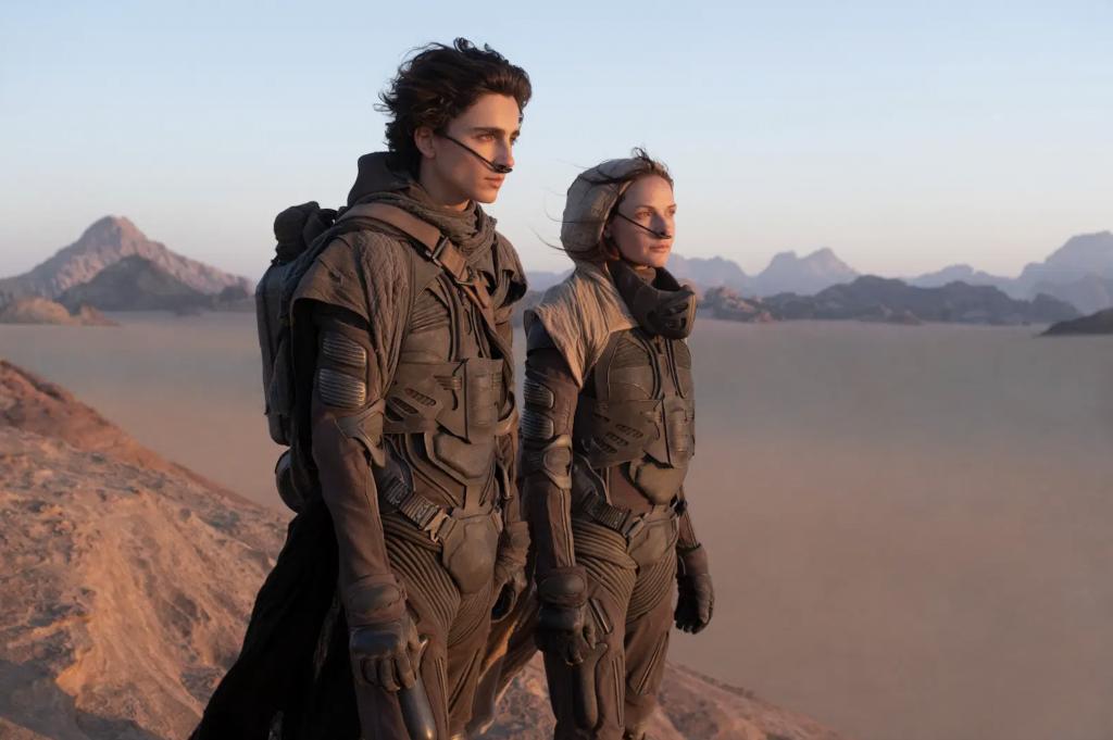 """""""Dune"""", de Denis Villeneuve: a obra prima épica do cinema moderno"""