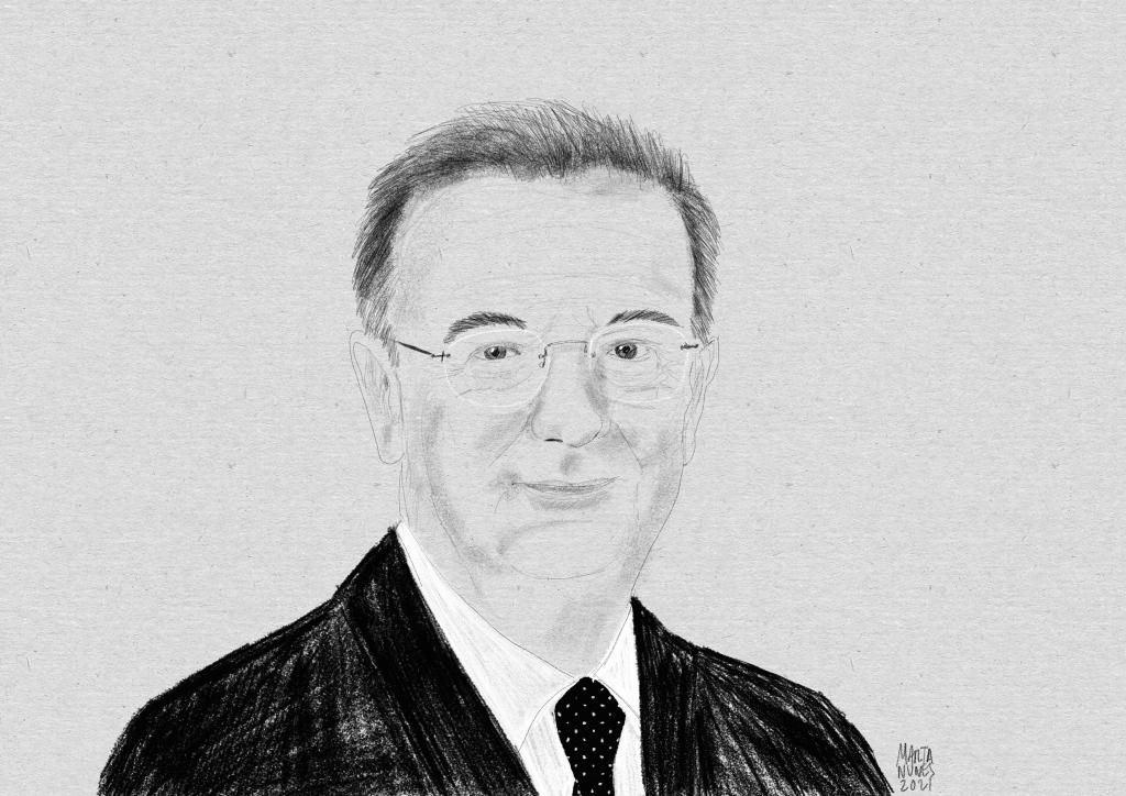 A luta e a paz de Jorge Sampaio