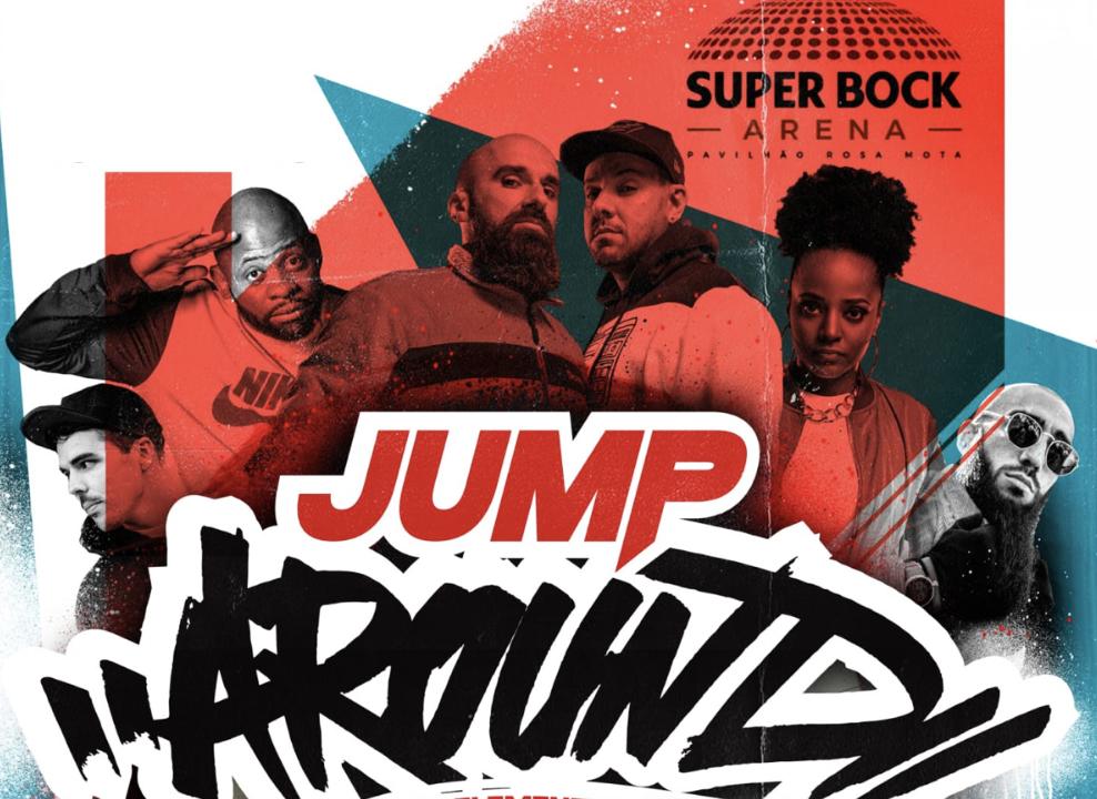 Jump Around, o maior evento da cultura do Hip Hop português, é adiado para Novembro