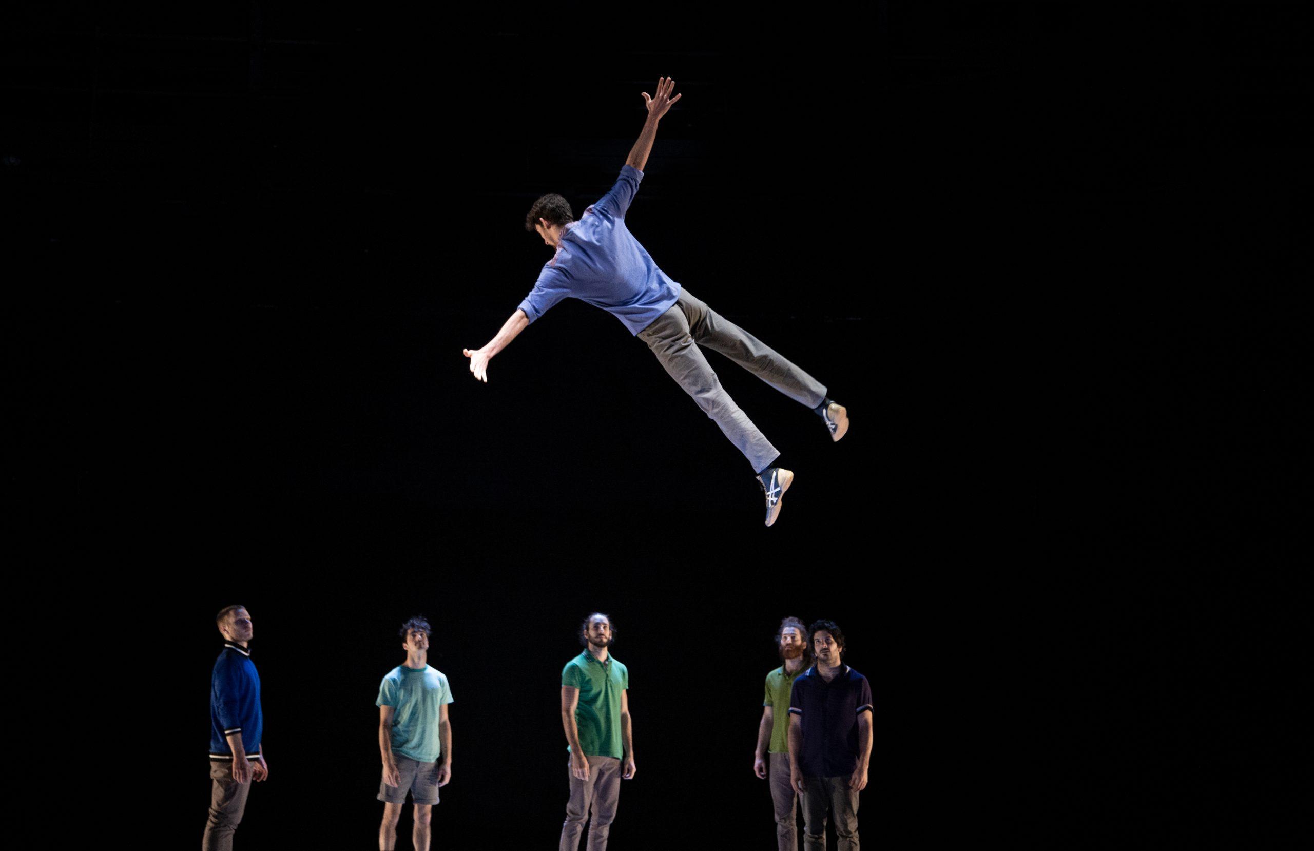 LEME: circo contemporâneo regressa a Ílhavo com várias estreias nacionais