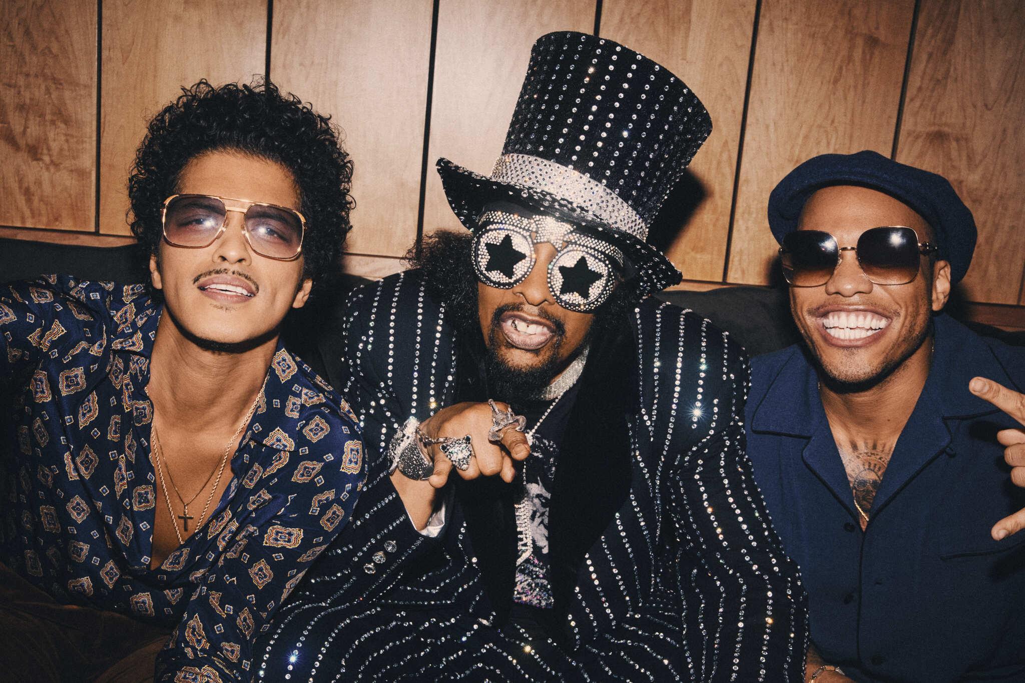 """An Evening With Silk Sonic"". Novo disco de Bruno Mars & Anderson .Paak sai em Novembro"