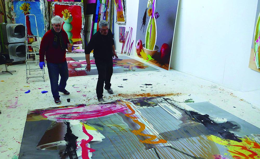 Amarante recebe, pela primeira vez em Portugal, exposição que junta Jorge Galindo a Pedro Almodóvar