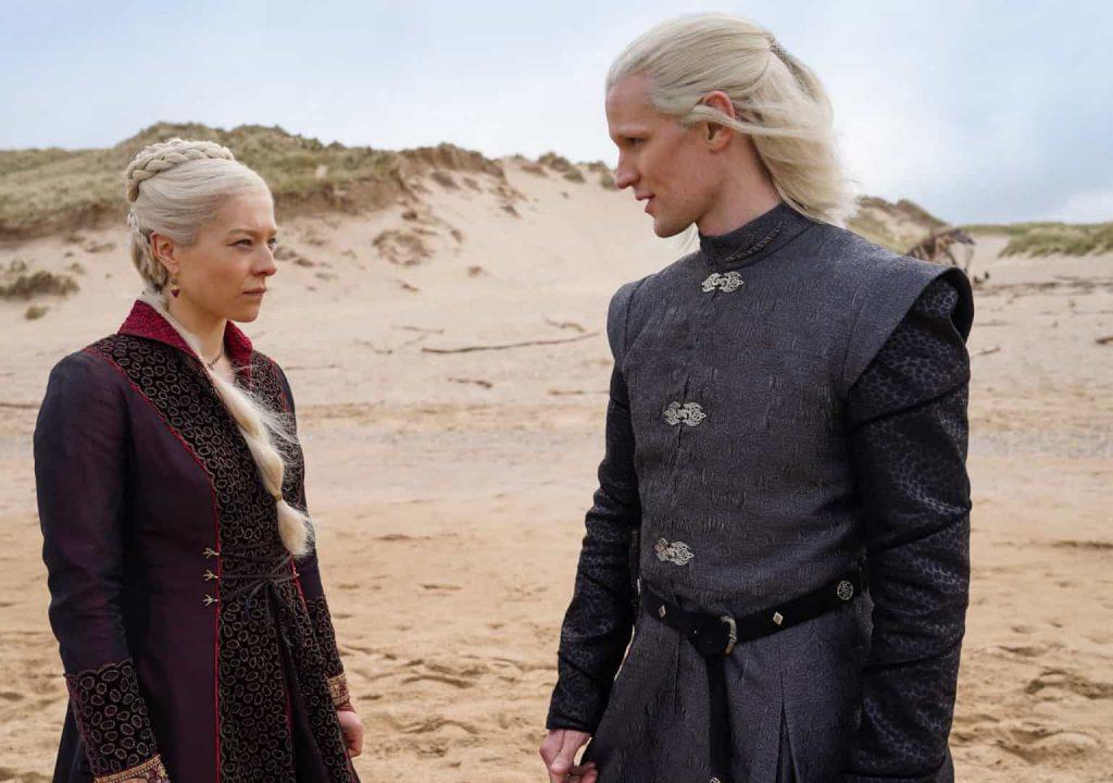 """Já se pode ver o primeiro teaser de """"House of the Dragon"""", spin-off de """"A Guerra dos Tronos"""""""