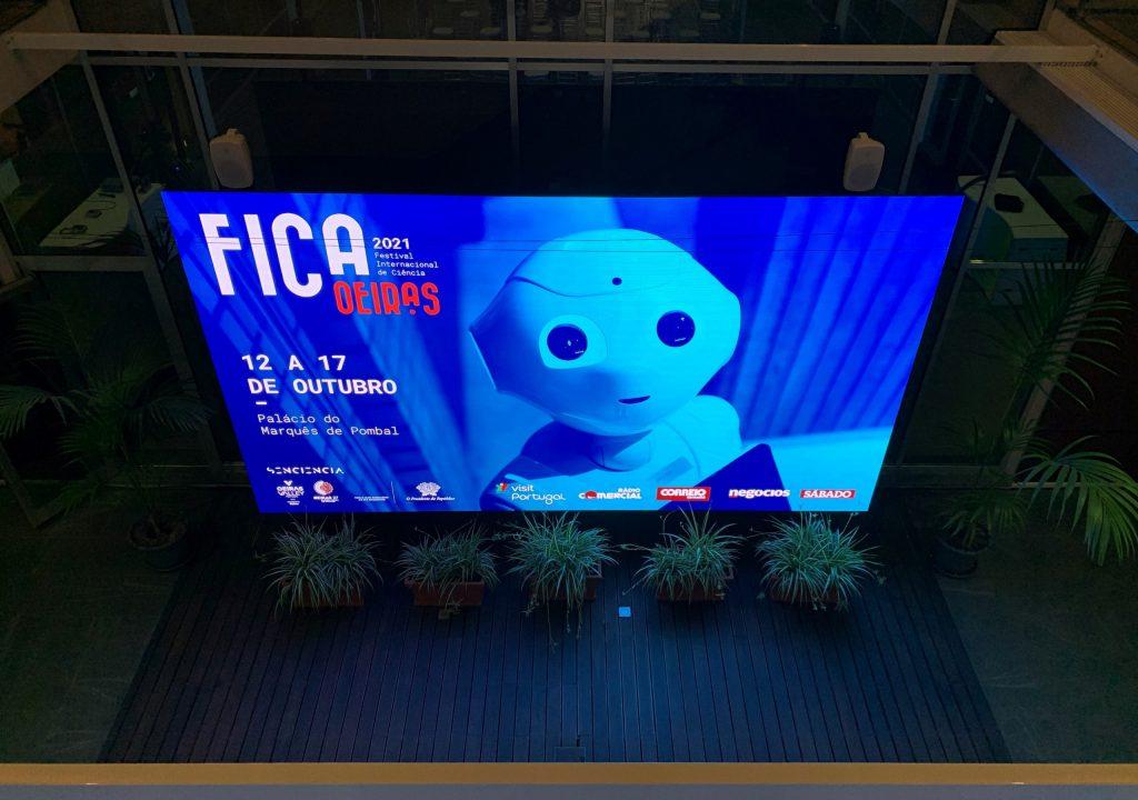 FIC.A – Festival Internacional de Ciência começa este mês em Oeiras