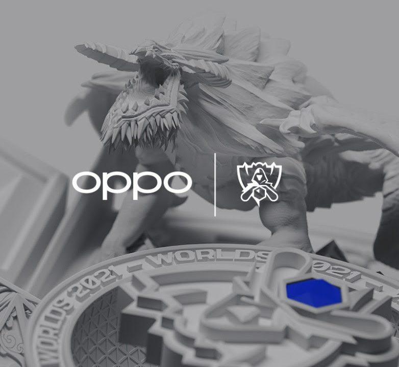 OPPO anuncia parceria com a Riot Games para o Campeonato do Mundo de League of Legends 2021